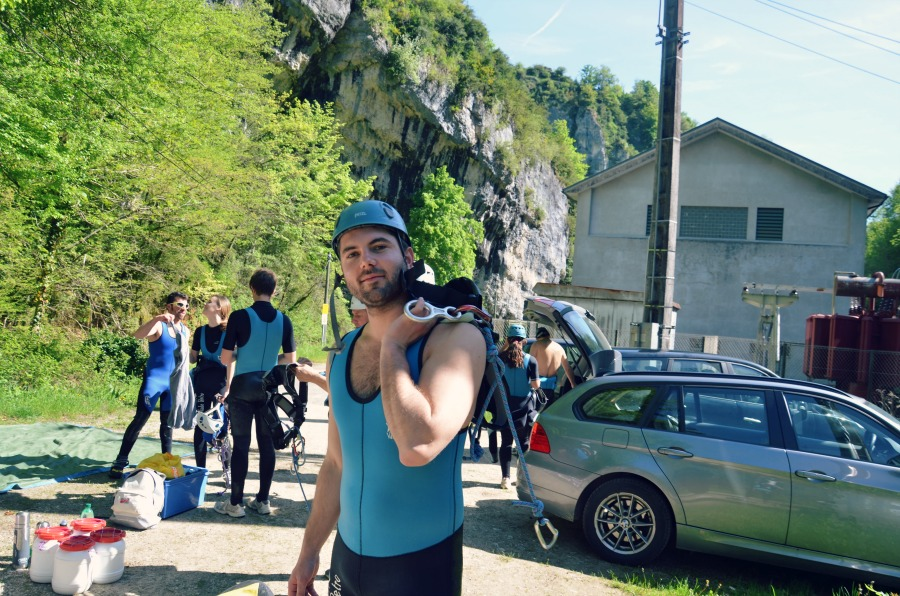 vercors-canyoning