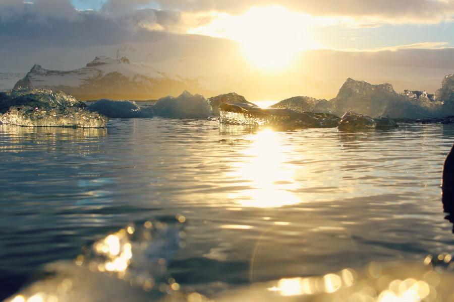 Le sud de l 39 islande et ses aurores bor ales - Les bronzes bonsoir nous allons nous coucher ...