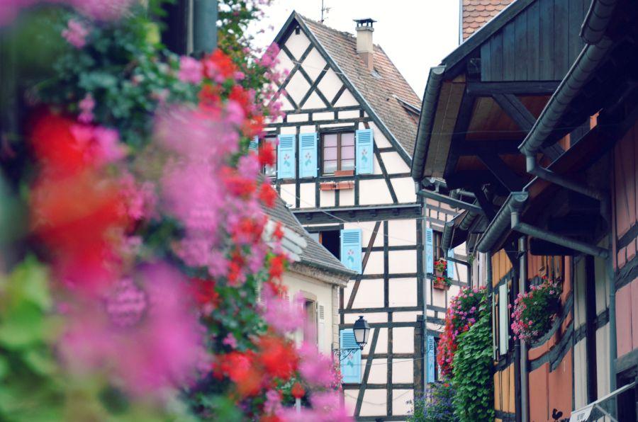 Eguisheim-village-alsace