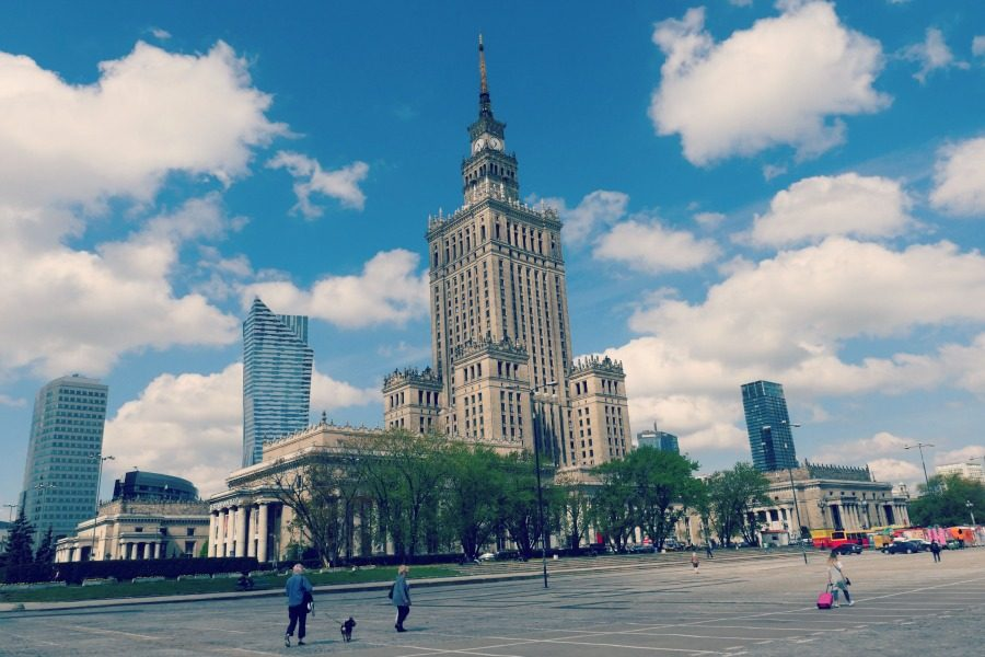 centre-ville-varsovie