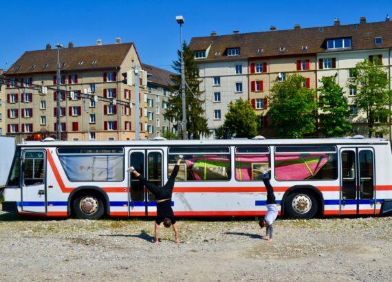 quartier underground Bâle
