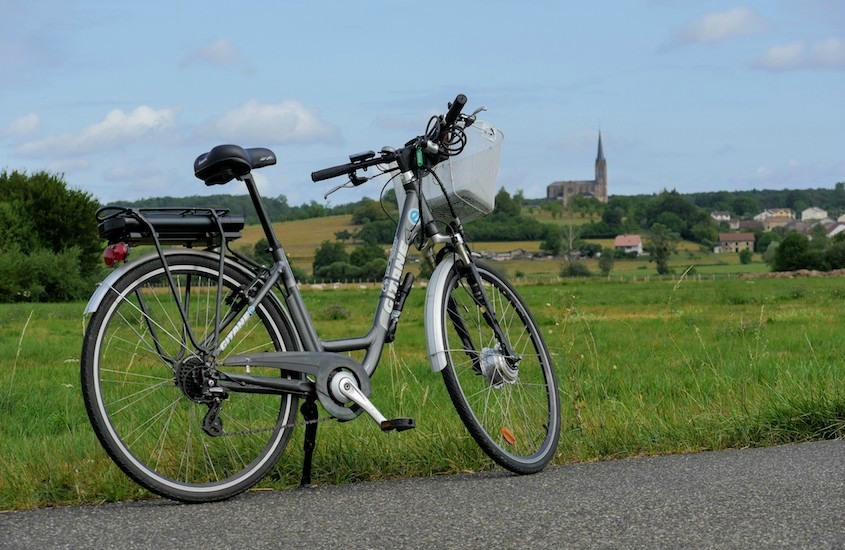 Luxeuil-les-Bains à vélo