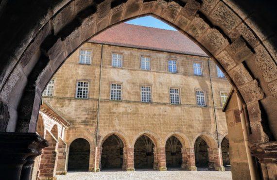 abbaye luxeuil