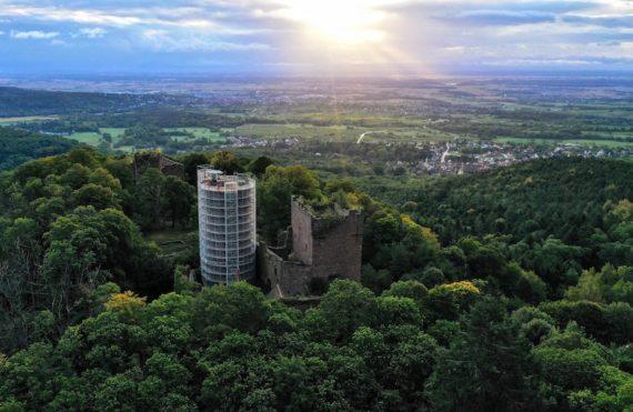 Les châteaux forts d'Ottrott