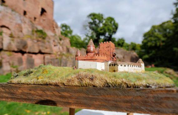 châteaux forts Alsace
